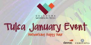 Tulsa - January Networking Happy Hour @ Inner Circle Vodka Bar