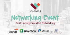 OKWIT Contributing Executive Networking - Happy Hour Session @ Virtual Event