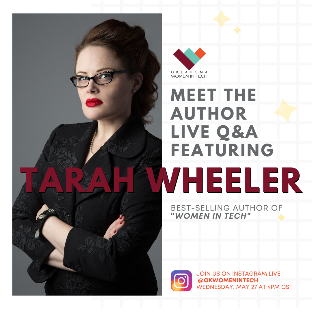 Virtual Event - Meet the Author Live Q&A with Tarah Wheeler