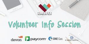 Virtual Event - Volunteer Info Session (Evening) @ Virtual Event