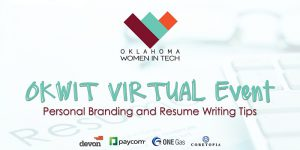 Virtual Event - Personal Branding and Resume Writing Tips