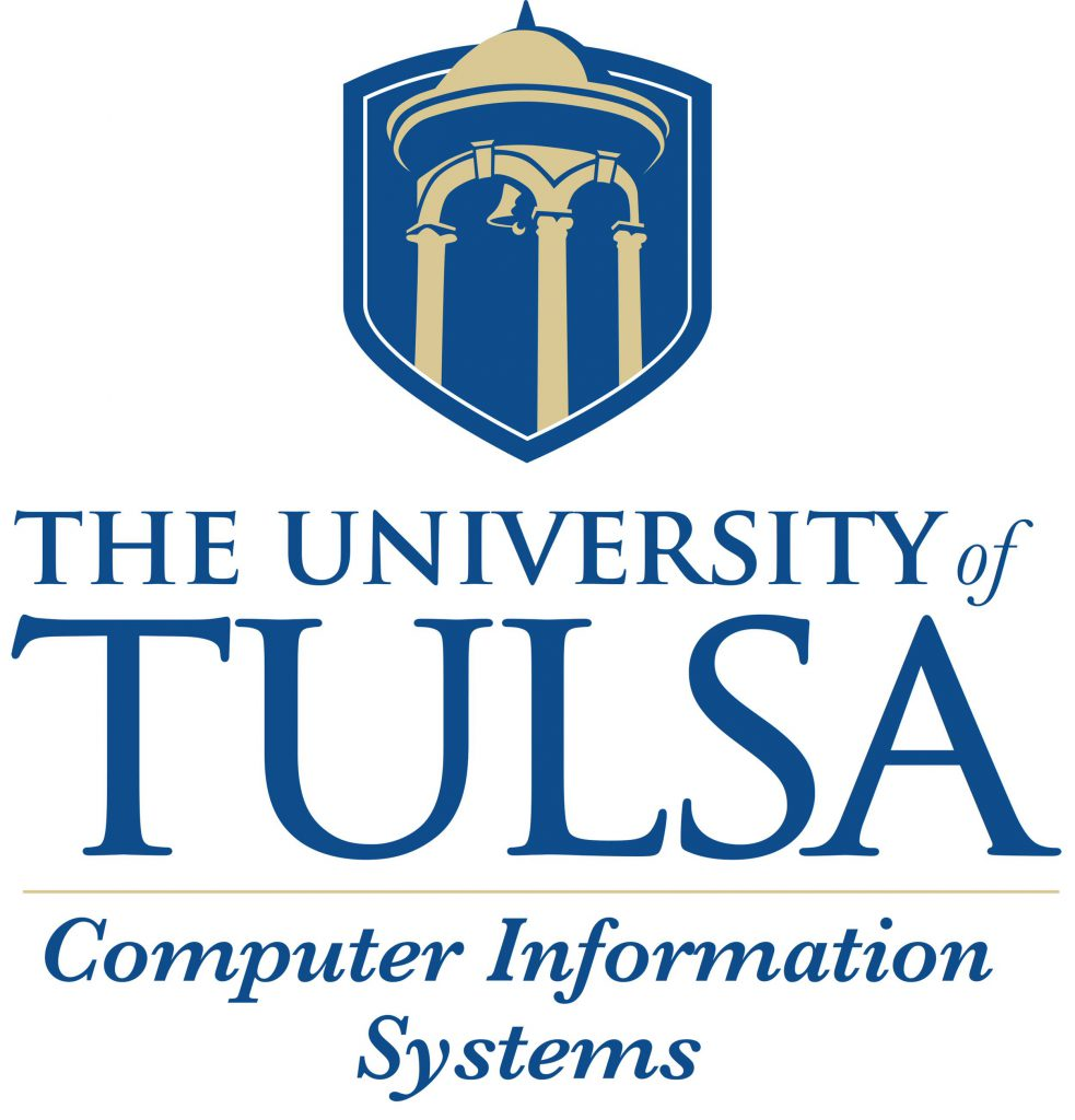 Logo: University of Tulsa Computer Information Systems